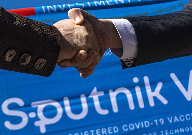 Livraison du Spoutnik V, image d'illustration