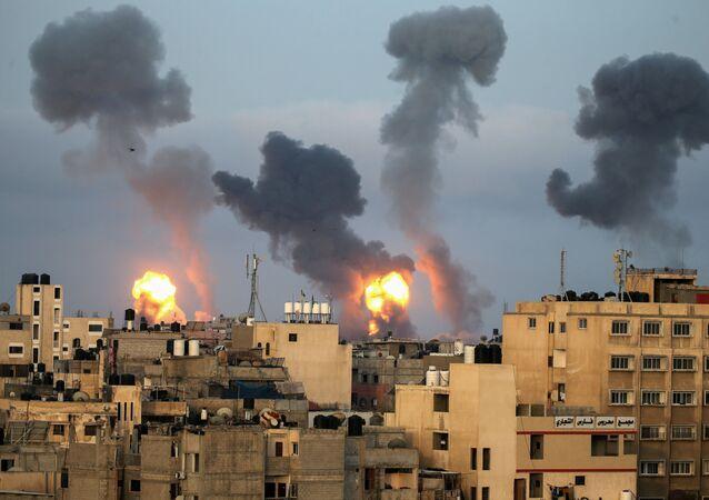 La tension monte entre Israël et le Hamas