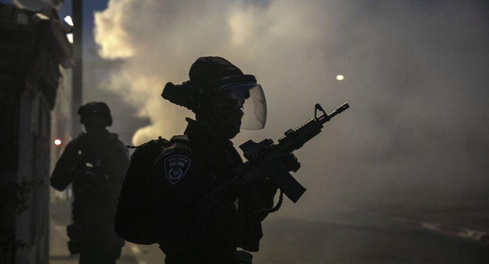 Militaires israëliens, le 11 mai 2021