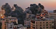Résultats des frappes israéliennes à Gaza