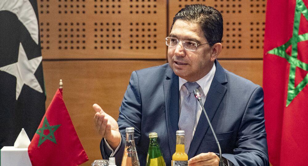 Nasser Bourita, ministre des Affaires étrangères