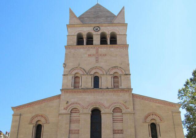 Basilique Saint Martin d'Ainay à Lyon