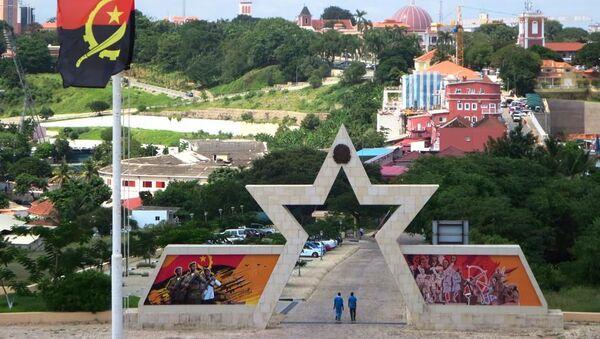 Luanda, Angola - Sputnik France