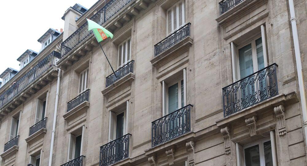 Ambassade du Turkménistan en France