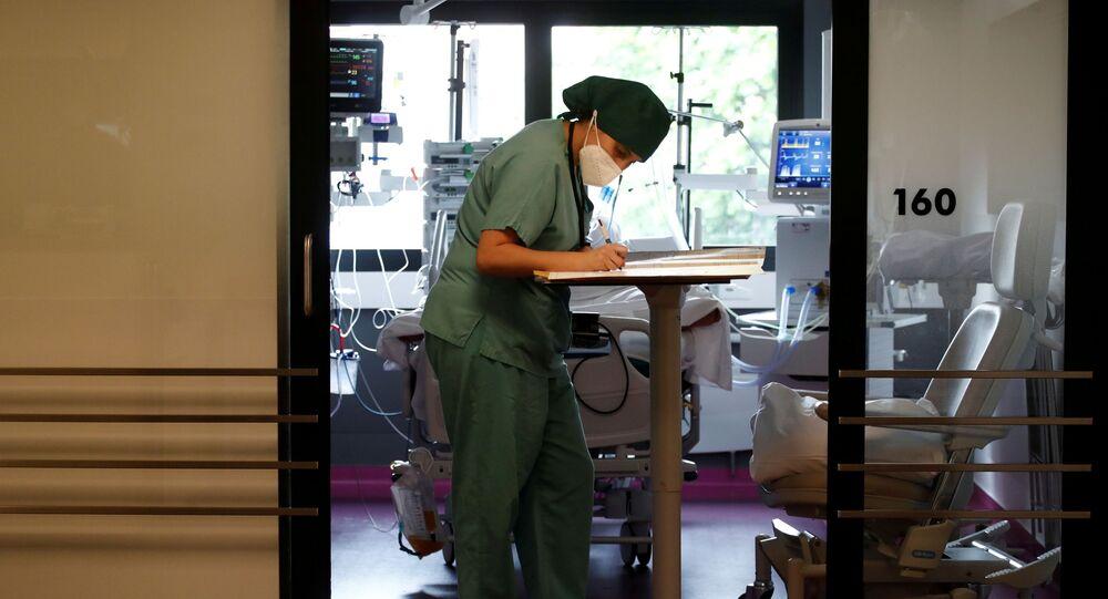 Un médecin (image d'illustration)