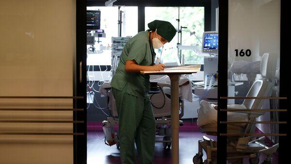 Un médecin (image d'illustration) - Sputnik France