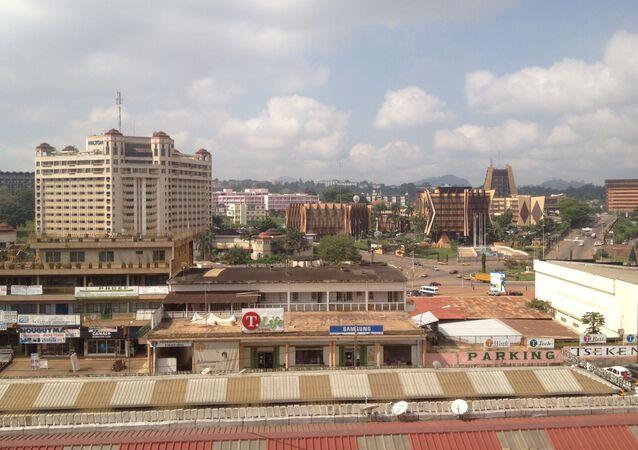 Centre-ville de Yaoundé