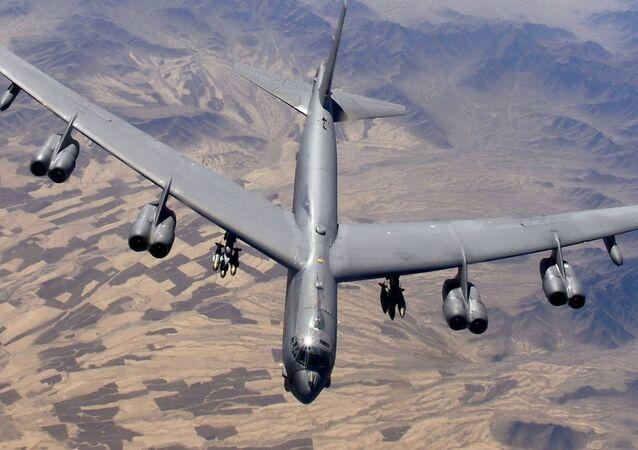 Un Boeing B-52H Stratofortress