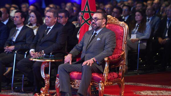 Le roi du Maroc Mohammed VI - Sputnik France
