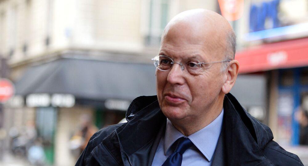 L'historien et politologue Patrick Buisson, ancien conseiller de Nicolas Sarkozy