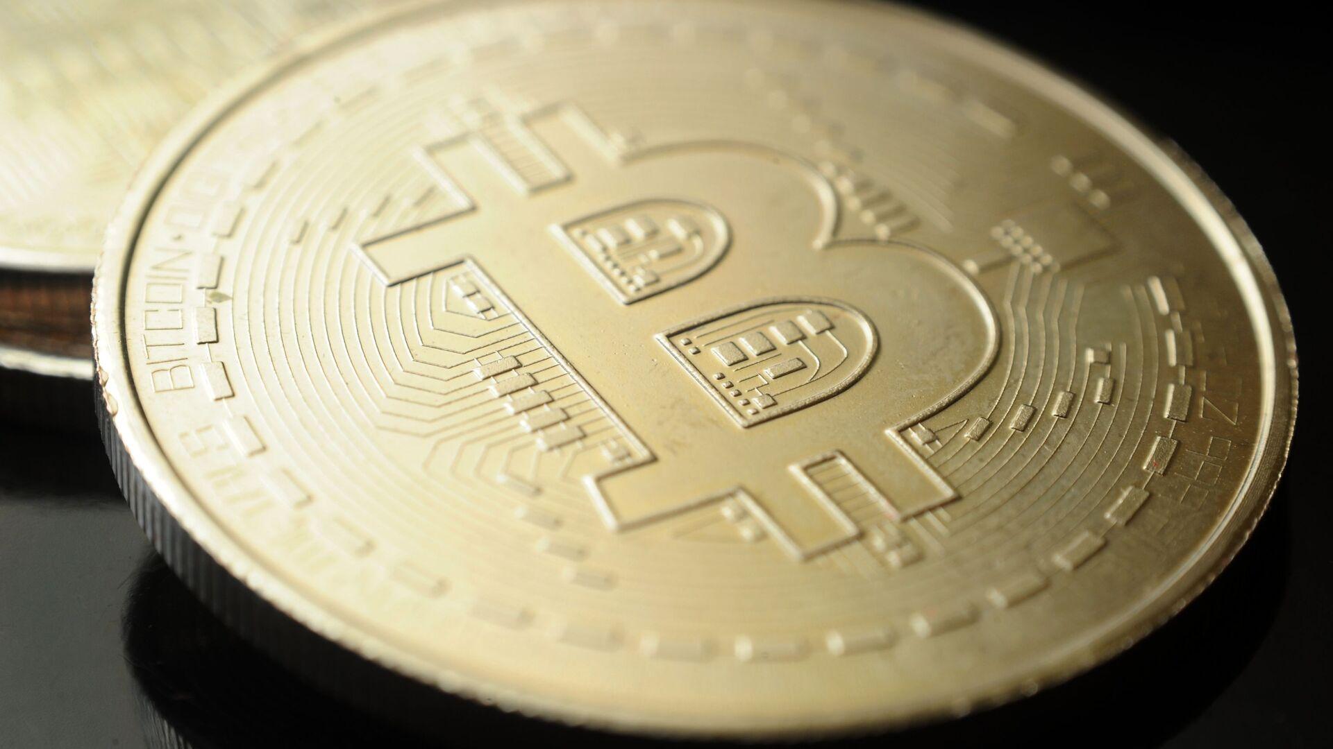 Bitcoin - Sputnik France, 1920, 23.07.2021
