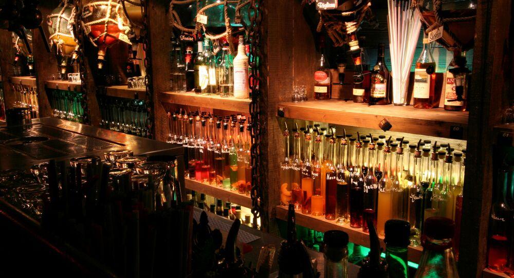 Un bar à Lyon (archive photo)