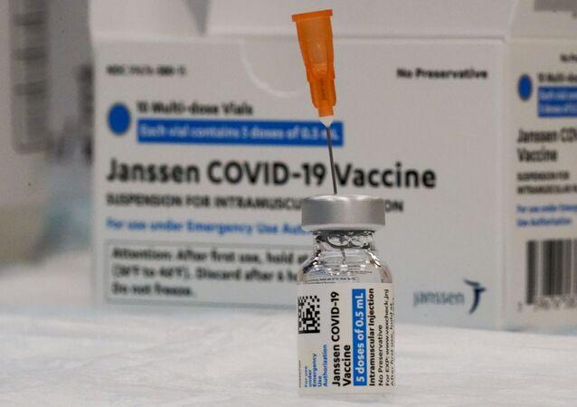 Vaccin de Johnson & Johnson