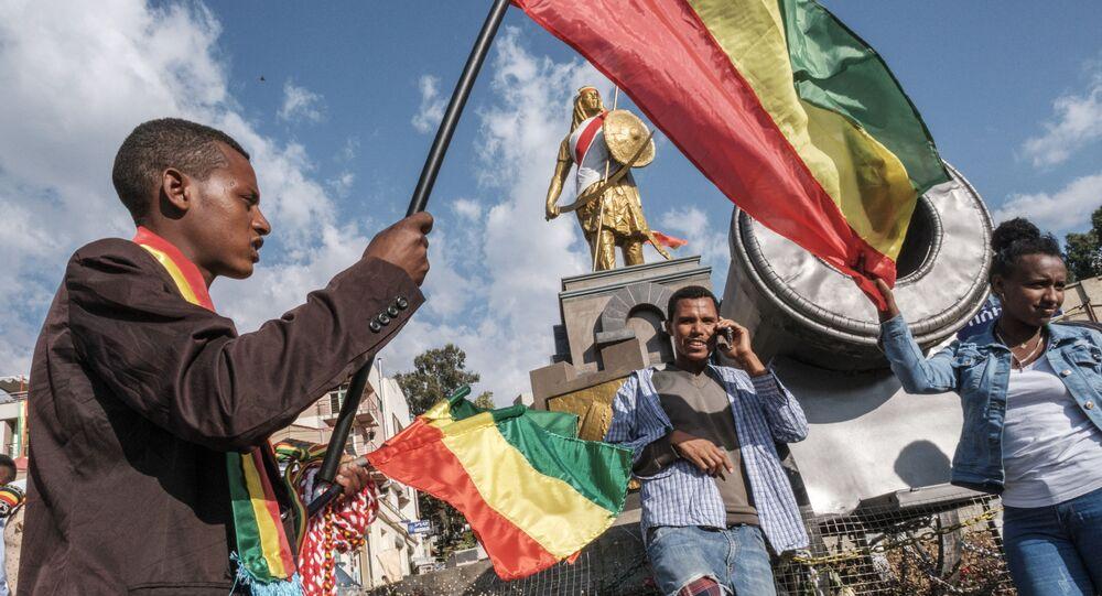 La vie quotidienne en Éthiopie.