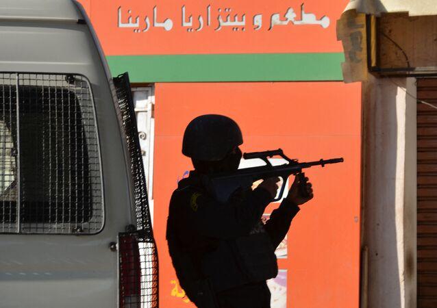 Membre des forces spéciales tunisiennes (image d'illustration)