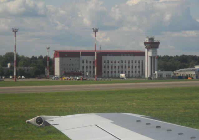 Aéroport international de Vilnius (archive photo)