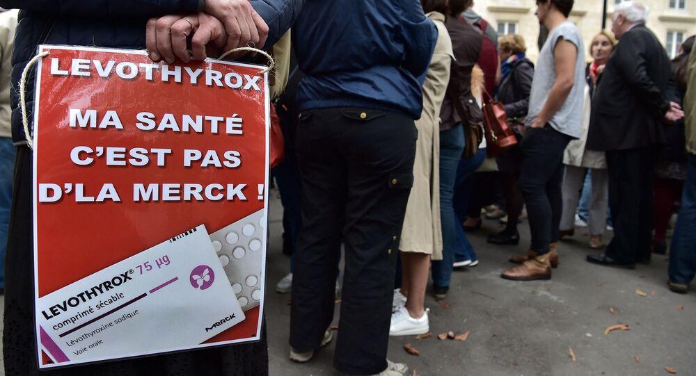 Manifestation Levothyrox