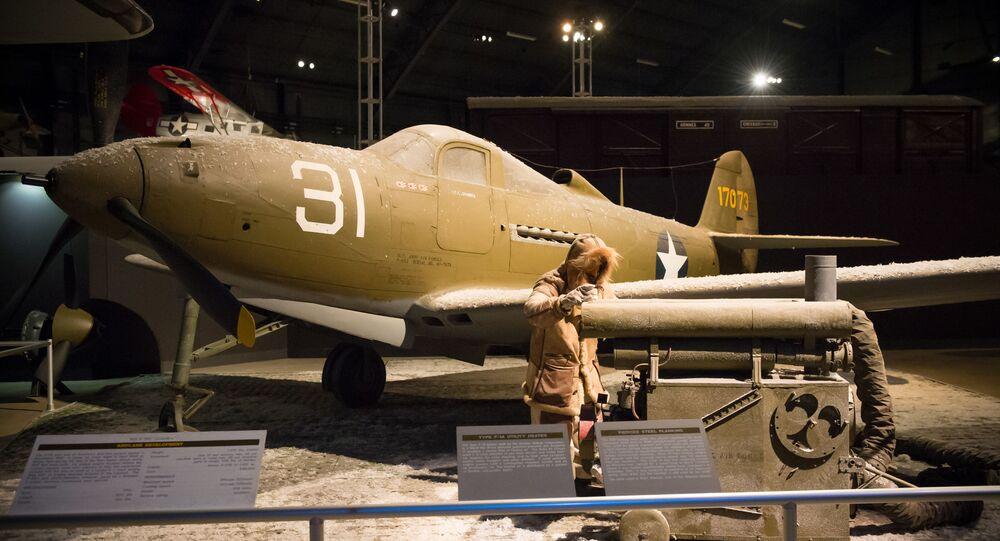 Un Bell P-39 Airacobra (archive photo)