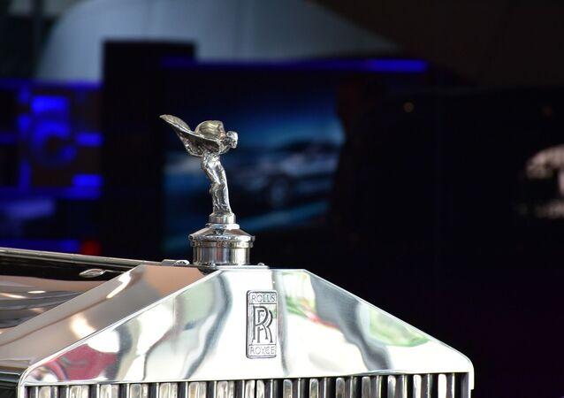 Spirit of Ecstasy, la mascotte de Rolls-Royce