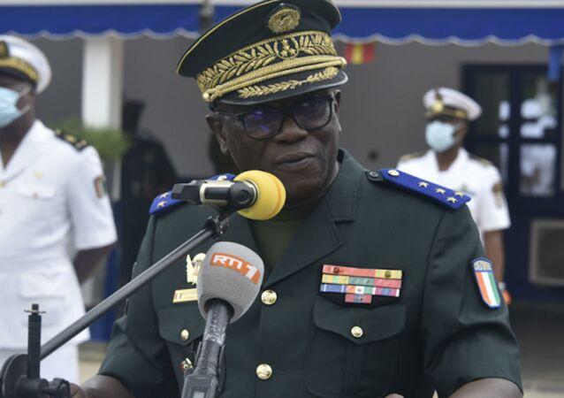 Le chef d'état-major général des Armées, le général de corps d'armée Lassina Doumbia, lundi 31 mai 2021.