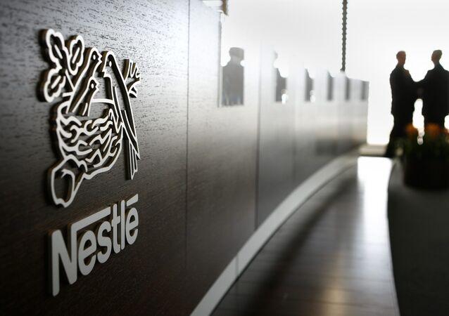 Le géant Nestlé
