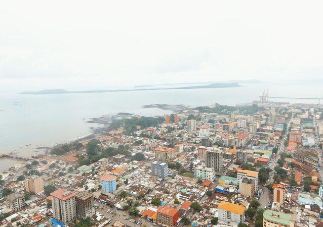 Ville de Conacry