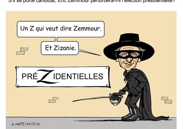 Zemmour mettra-t-il un coup d'épée dans les présidentielles de 2022?