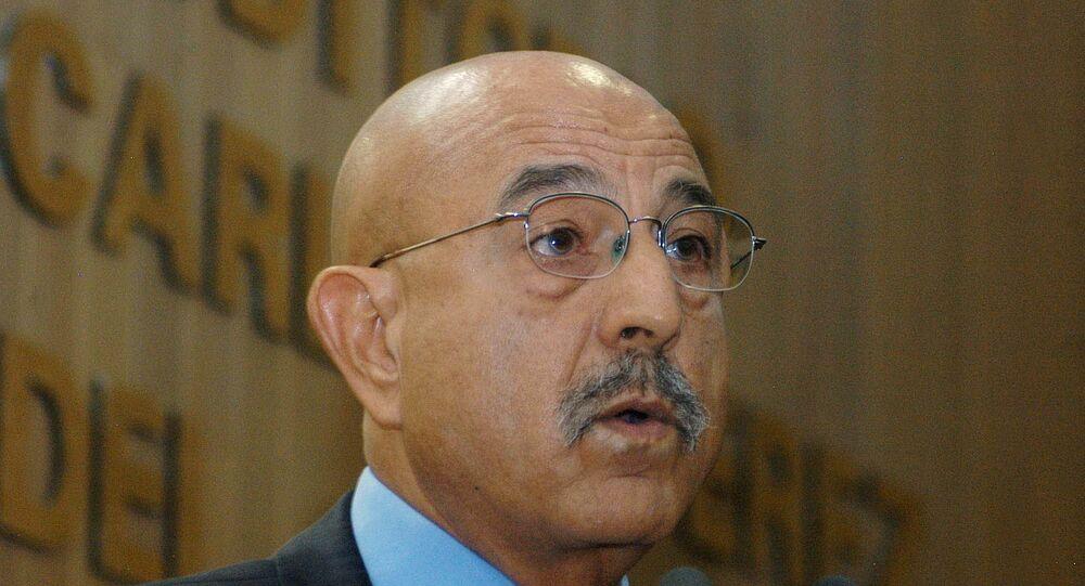 Le professeur Omar Aktouf
