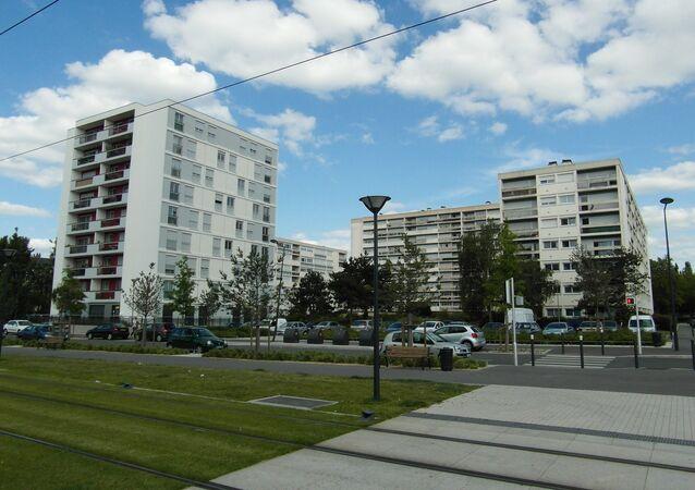 Angers, le quartier de la Roseraie (archive photo)