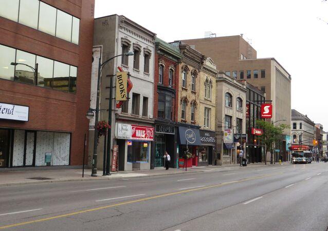 London, Ontario (archive photo)