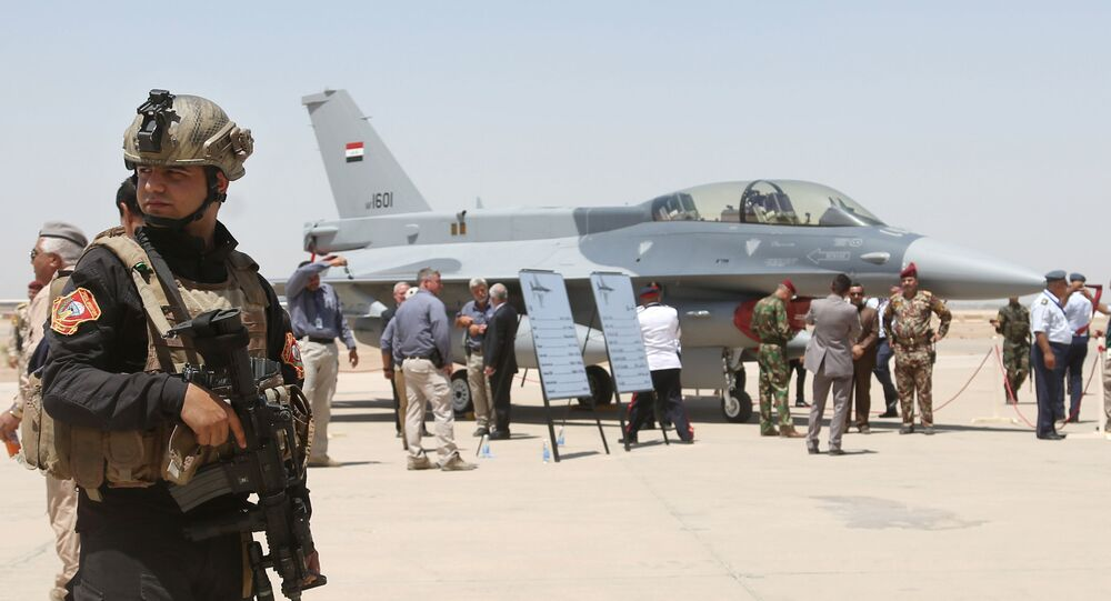 Base aérienne de Balad, archives