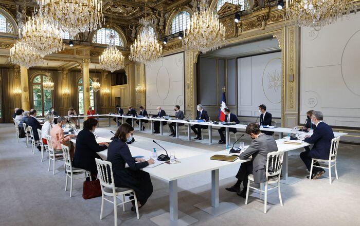 Conseil des ministres, le 9 juin 2021