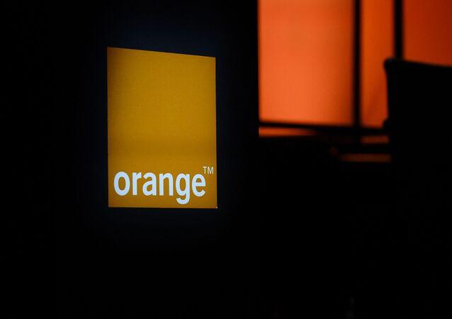 Logo d'Orange Telecom