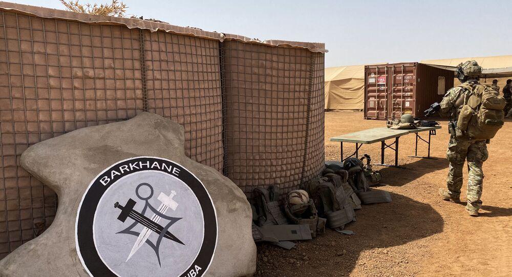 L'opération Barkhane (photo d'archives)