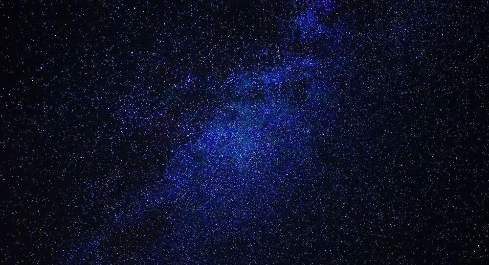 Des étoiles dans le ciel