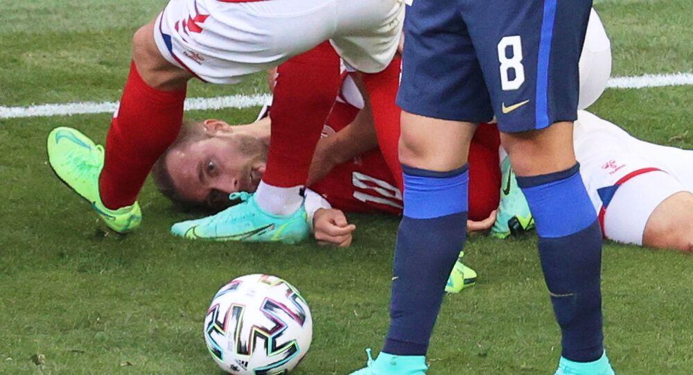 Christian Eriksen, le joueur ayant perdu connaissance lors du match Danemark – Finlande