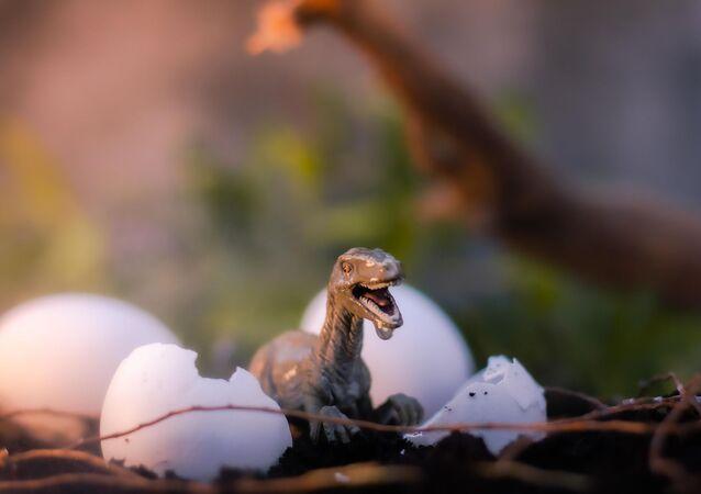 Dinosaure (image d'illustration)