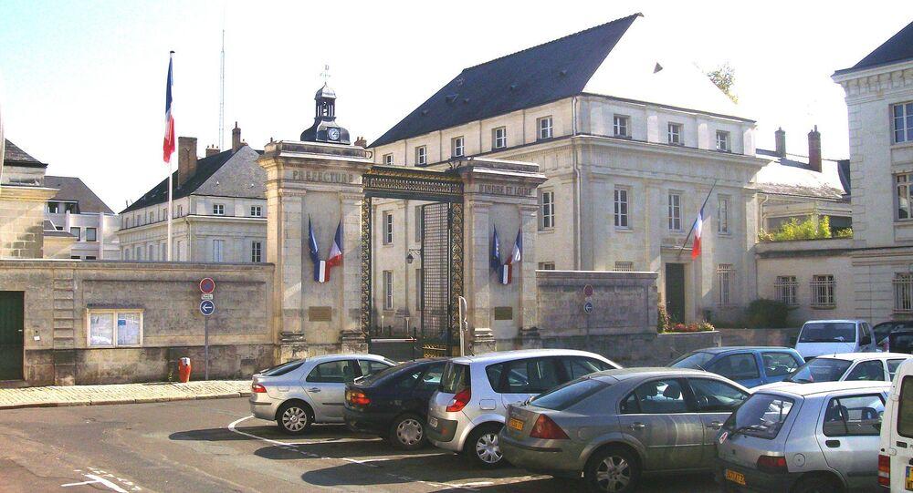 Préfecture d'Indre-et-Loire à Tours