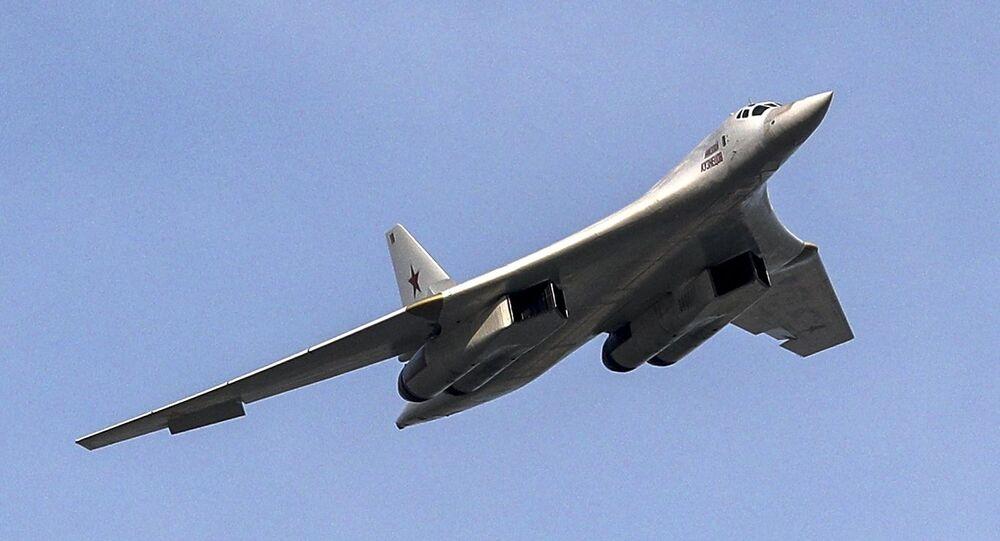 Un Tupolev Tu-160 (archive photo)