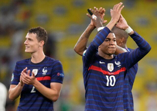 Victoire de la France face à l'Allemagne dans leur premier match de l'Euro 2020