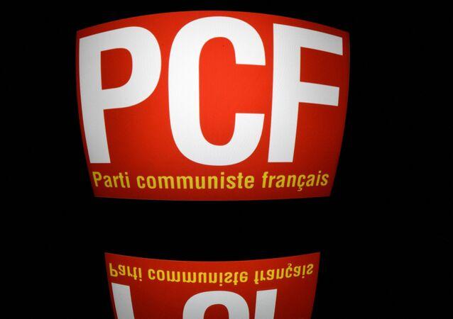 Logo du PCF