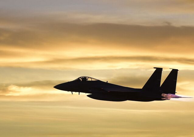 Un F-15