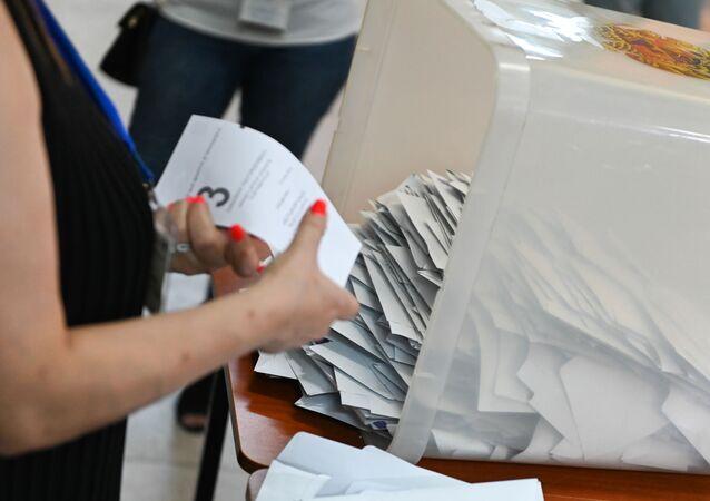 Législatives en Arménie 2021