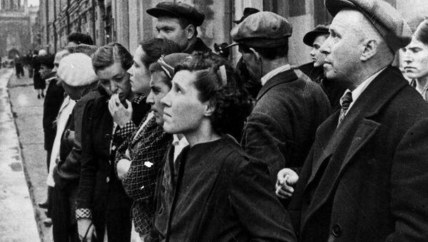 Moscou, juin 1941 - Sputnik France