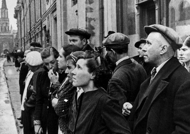 Moscou, juin 1941