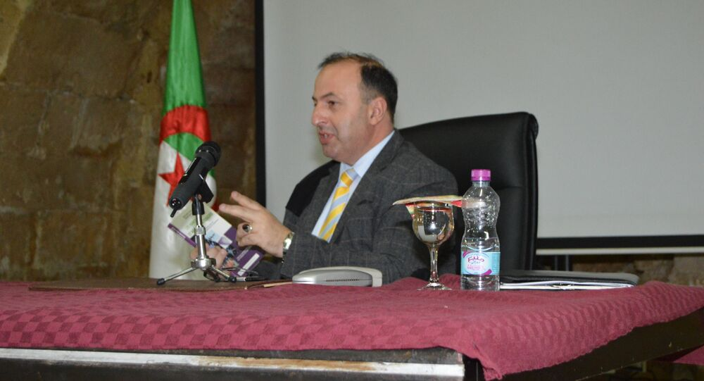 Le Dr Fardi Benyahia