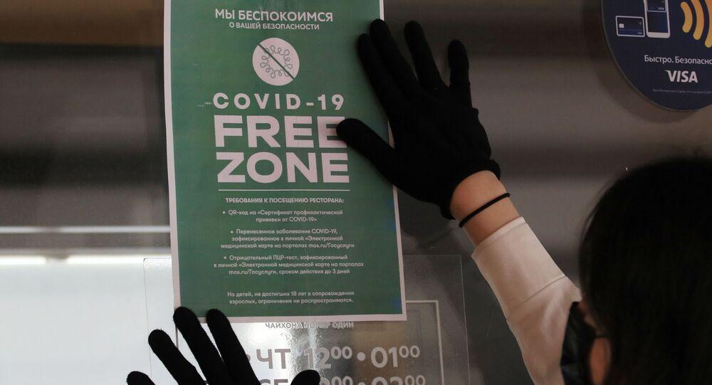 Un restaurant Covid-free