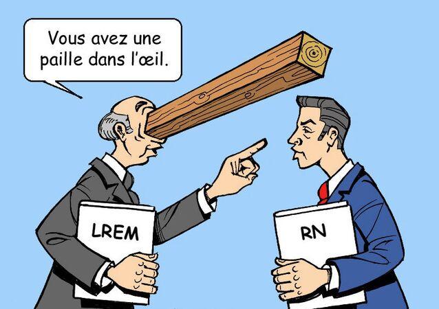 LREM pointe la défaite aux régionales... de ceux qui le devancent!