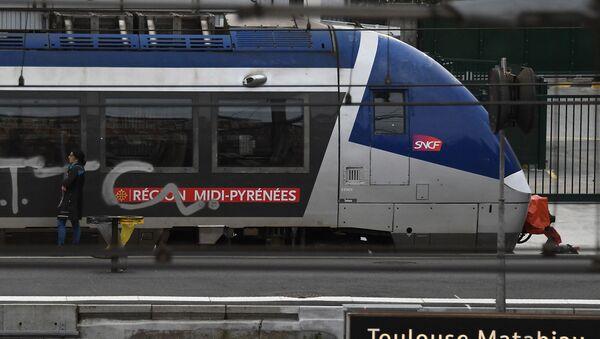 Gare, Toulouse (photo d'archives) - Sputnik France