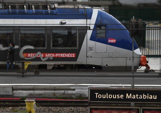 Gare, Toulouse (photo d'archives)